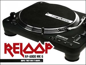 Reloop RP-6000 MK6b Raveline Test